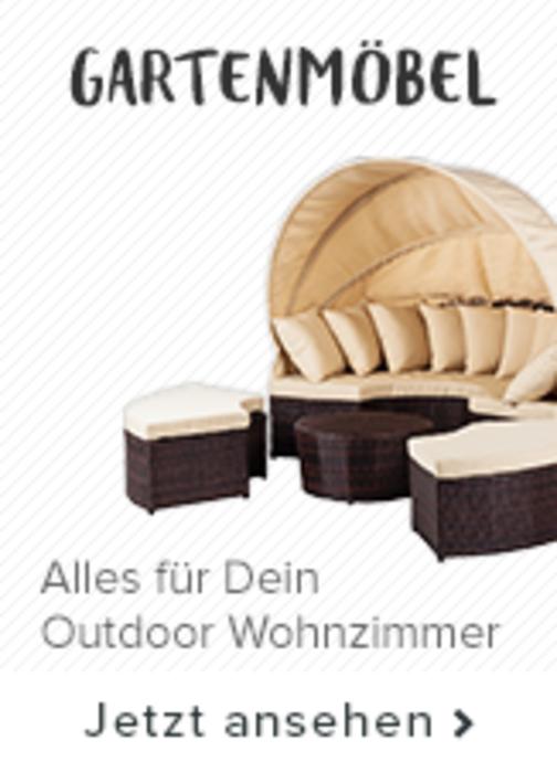 Gartenmöbel - Alles für Dein Outdoor Wohnzimmer