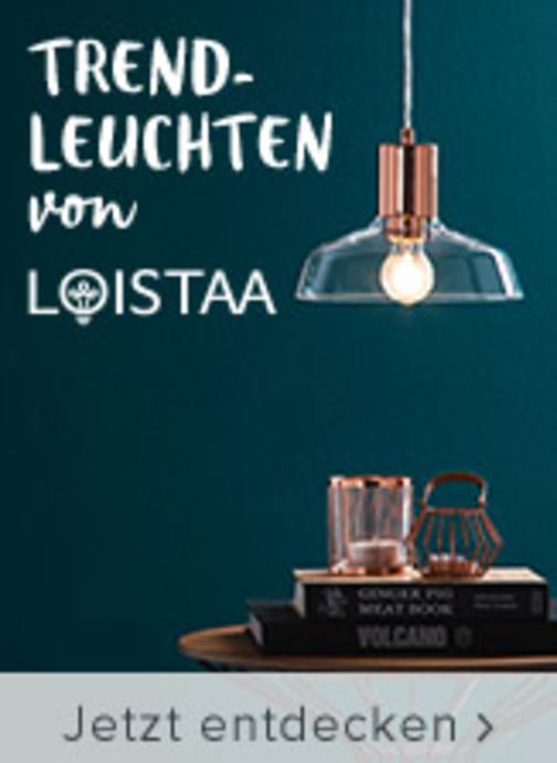 Trendleuchten von Loistaa