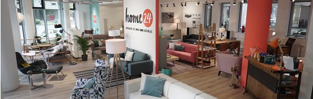Showroom Frankfurt Home24