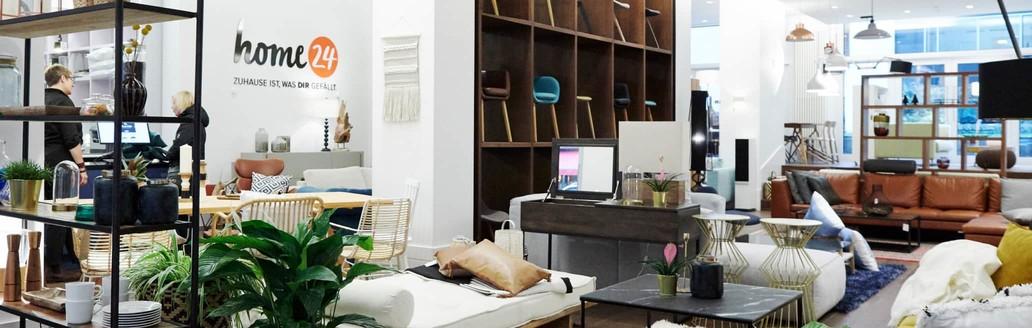 Showroom Berlin Mitte Home24