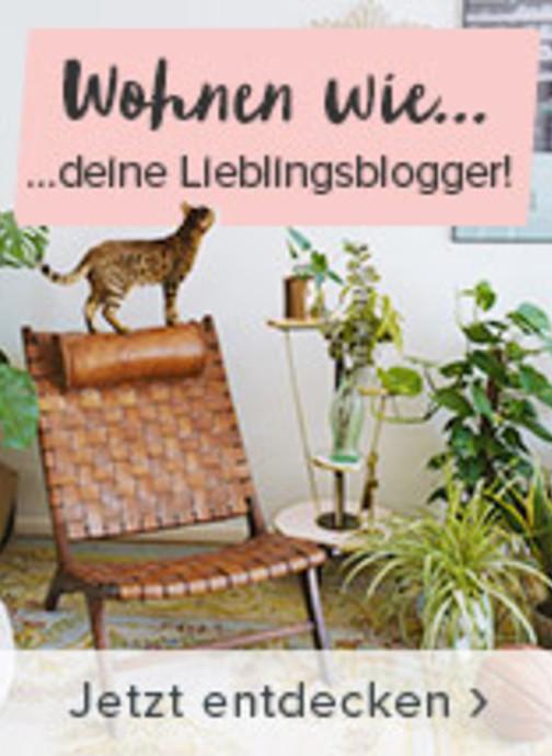 Wohnen wie deine Lieblingsblogger